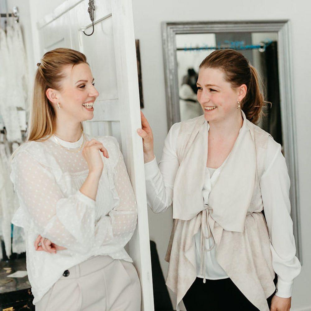 Team Hochzeitskleidberatung Hamburg